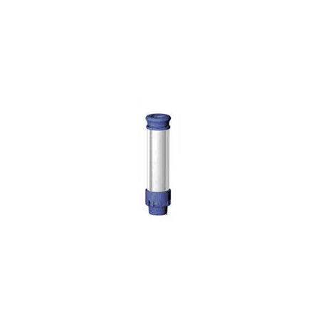 TUBE DE TROP PLEIN AVEC FILTRE POUR BONDE 1'1/2 H:220MM BLEU - ITQ179