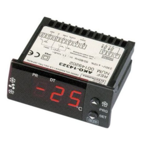 REGULATEUR ELECTRONIQUE AKO D14312 12V AVEC 1 SONDE NTC - TIQ66222