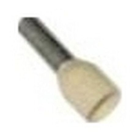 EMBOUT ISOLE 10.0MM² LONG:15MM - TIQ3221