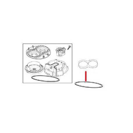 JOINT ASPIRATEUR NILFISK ORIGINE NILFISK - AVQ8252