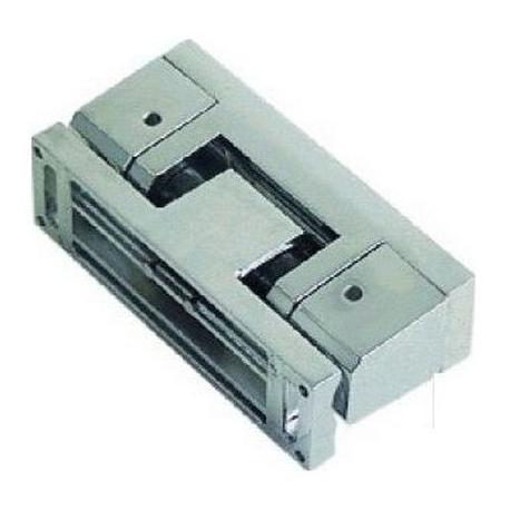 CHARNIERE 130X64X38/36MM ZAMAC - TIQ4999