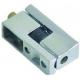 CHARNIERE CHROMEE G304 L:50MM L:22MM ENTRAXE 17MM - TIQ4071
