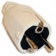 PRISE CEE PVC GRIS CONTACT - TIQ3248