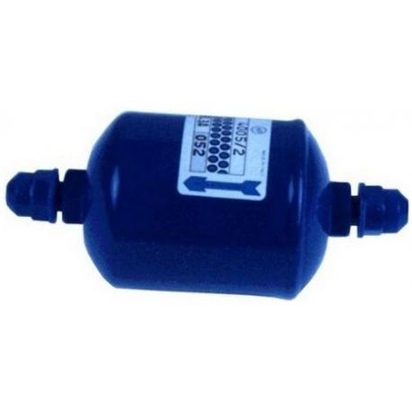 DESHYDRATEUR CASTEL 4303/2F RACCORD SAE 1/4 L:92MM - ZPQ7567