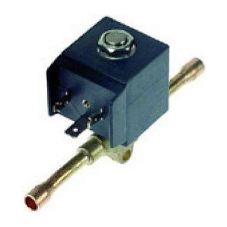 ELECTROVANNE GAZ A SOUDER 2VOIES 17W 230V AC 50HZ - TIQ70217