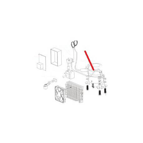 CARTE ELECTRONIQUE ORIGINE BARTSCHER - ONEQ16