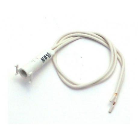 VOYANT 230V í7MM CABLE 200MM - TIQ8346