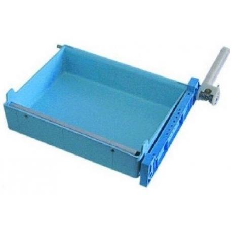 CUVETTE A GLACONS COMPLETE POUR N55/60/N65 L:180MM L:265MM - VPQ03