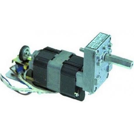 MOTOREDUCTEUR COMPLET 230V - TIQ1441