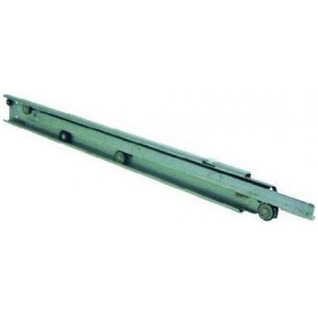 PAIRE RAIL COULISSANT 550X60MM - TIQ4174