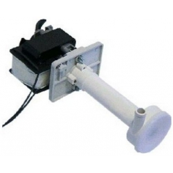 ELECTROPOMPE REBO MH30F1 AVEC FILTRE ASPIRATION 30W 0.04HP - FPQ60