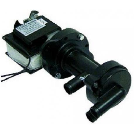 ELECTROPOMPE 60W 230V 50HZ ENTREE 19MM SORTIE 19MM ORIGINE - TIQ1435