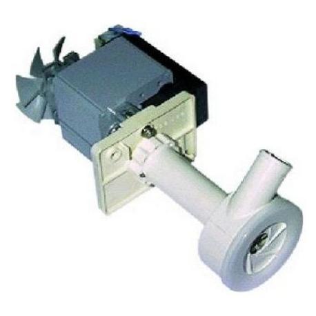 ELECTROPOMPE REBO MH50F AVEC FILTRE ASPIRATION 60W 0.08HP - FPQ63