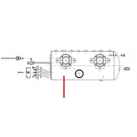 CHAUDIERE SOUDEE 3GR XEOS DISPLAY ORIGINE CONTI - PBQ960068