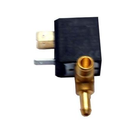 ELECTROVANNE 2VOIES 230V AC 50HZ ENTREE 1/8 SORTIE 6MM PETIT - FQ454
