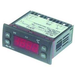 REGULATEUR ELIWELL ICPLUS915 SONDE PT100 TCJ/K/S 250V 8A