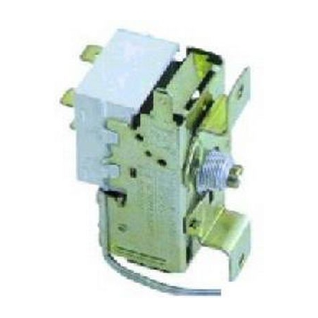 THERMOSTAT K22 L-3521 -2/+8ø - TIQ0005
