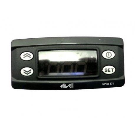 REGULATEUR ELIWELL ID PLUS 971 230V 8/15A AVEC 2 SONDES PTC - TIQ66747