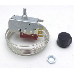 THERMOSTAT EVAPORATEUR 30K CYCLE 4+2 COSSES 250V AC 6A