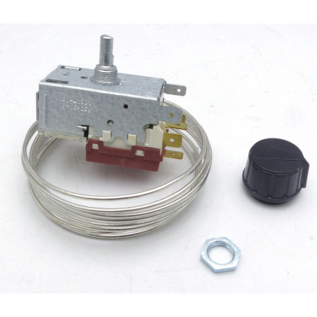 THERMOSTAT EVAPORATEUR 30K CYCLE 4+2 COSSES 250V AC 6A - FPQ65