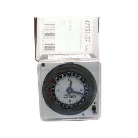 HORLOGE DE DEGIVRAGE 250V 16A - TIQ9726