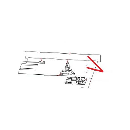 RETROT. LAVAB. 35X35 VERT. DIGIT COMPL. ORIGINE SILANOS - FVYQ8210