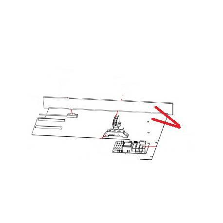 RETROT. LAVAB. 40X40 VERT. DIGIT COMPL. ORIGINE SILANOS - FVYQ8211