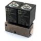 BLOC-2-ELECTROVANNE 2VOIES 19W 24V CC SORTIE 5MM TMAXI 160°C - 70564861