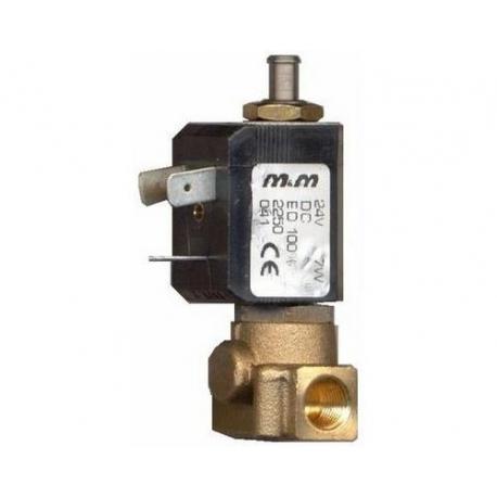 ELECTROVANNE M&M 3VOIES 18W 230-240V AC 50-60HZ ENTREE 1/8F - FRQ318