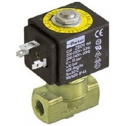 ELECTROVANNE PARKER 2VOIES 9W 220-230V 50-60HZ ENTREE 1/8F
