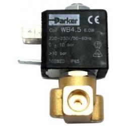 PARKER 2-WAY SOLENOID VALVE 4.5W 220-230V AC 50-60HZ INLET
