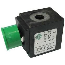 COIL 8W 220-230V AC 50-60HZ PRESSURE 0-15BAR
