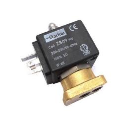 ELECTROVANNE PARKER RUBIS 3VOIES 220-230V AC 50-60HZ GROSSE - IQ685