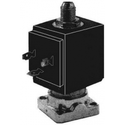 ODE 3-WAY SOLENOID VALVE 14.5W 24V AC 50-60HZ LARGE COIL
