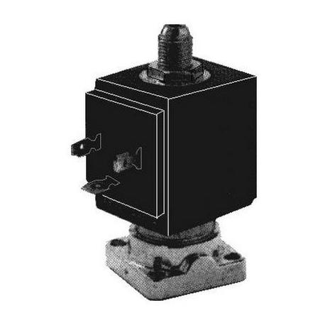 ELECTROVANNE ODE 3VOIES 14.5W 24V AC 50-60HZ GROSSE BOBINE - IQ689