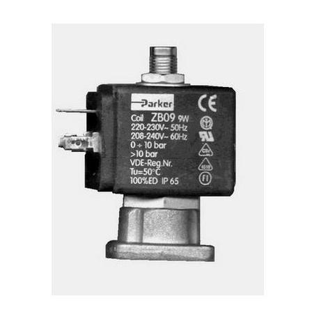ELECTROVANNE PARKER 3VOIES 12W 24V CC GROSSE BOBINE - IQ698