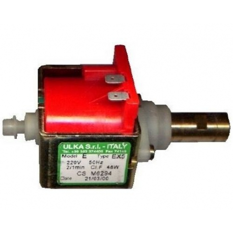 IQ833-POMPE VIBRANTE ULKA EX7 48W 230V AC 50HZ