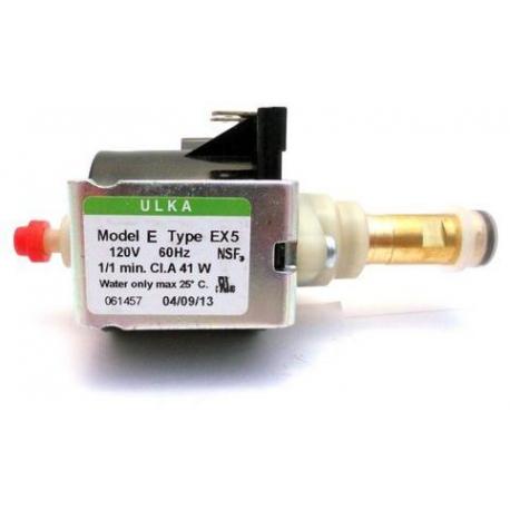 POMPE VIBRANTE ULKA EX5 41W 120V AC 60HZ 1/1MIN MAX 25°   - IQ834