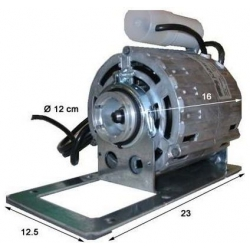 STANDARD RPM MOTOR FOR PUMP FLAT SHAFT 262W 230V AC 50HZ 1.