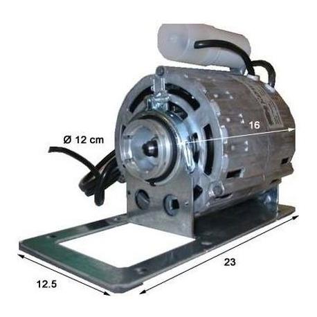 MOTOR RPM STANDARD FOR PUMP AXLE FLAT 262W - IQ875