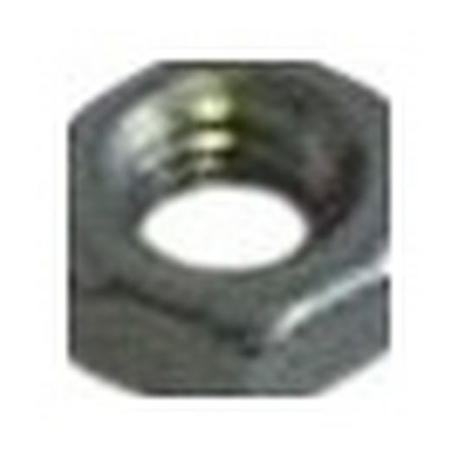 TIQ4560-LOT 20 ECROUS INOX M5