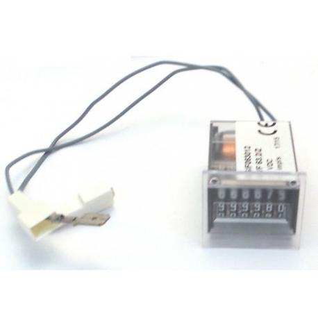 MQN452-COMPTEUR IMPULSION 12 V