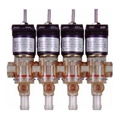 RAMPE 4 ELECTROVANNES 220V/50HZ - IQN22