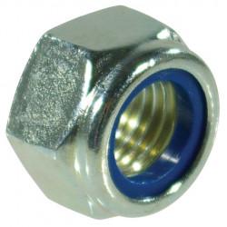 ECROU AUTOBLOQUANT NYLSTOP INOX DIN985 M6 H:6MM X20