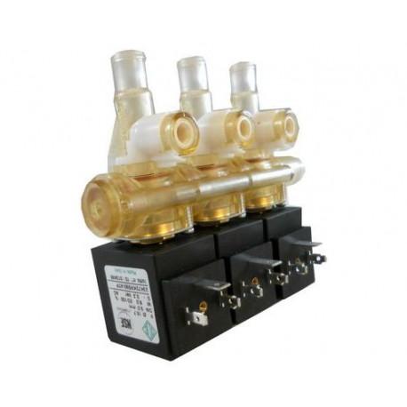 BLOC-3-ELECTROVANNE ERA 2VOIES 230V AC 50HZ ENTREE 1/4F - IQN280