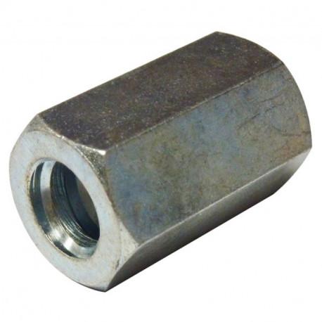 ECROU M8 INOX L=24MM PAR 10PIE - TIQ4586