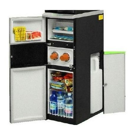 meuble frigo kit autonome iqn565