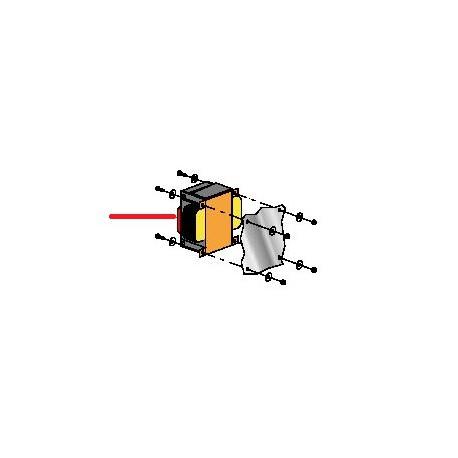 TRANSFORMATEUR 160VA 0-230-400-415- ORIGINE DIHR - QUQ6912