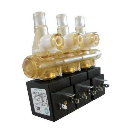BLOC-3-ELECTROVANNE ODE 23K72KRS90ATPG NECTA 099995 230V AC - IQN6072