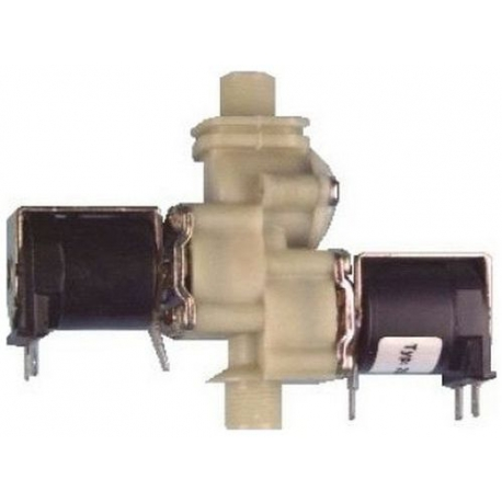 ELECTROVANNE AUK-MULLER DOUBLE 2VOIES 220V AC 50HZ - IQN61
